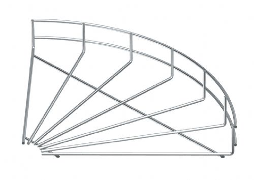 90 Degree Mesh Cable Tray Bend